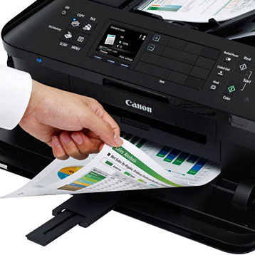 Canon Duplex Printer