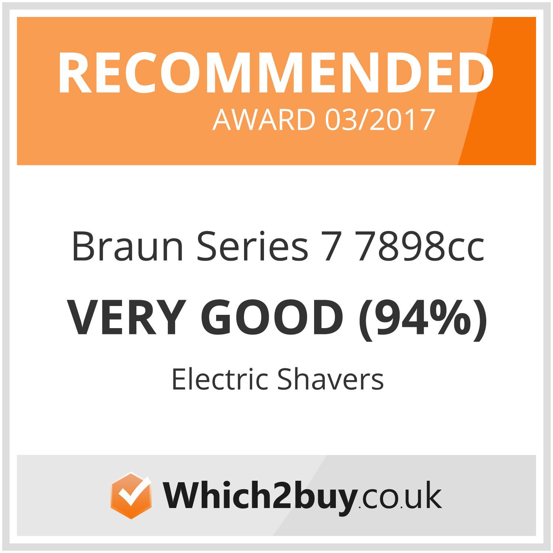 Braun Series 7 7898cc