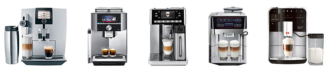 Top 10 Best Bean To Cup Coffee Machine Reviews