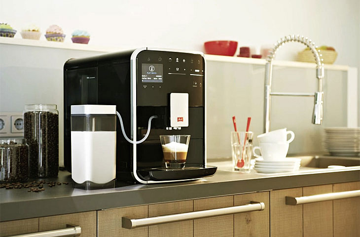 Melitta Bean to Cup Coffee Machine