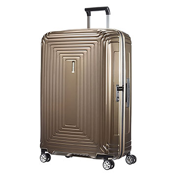Luggage Made of Polycarbonate