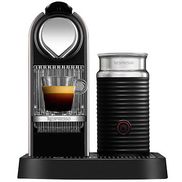 Height Adjustable Nespresso Machine