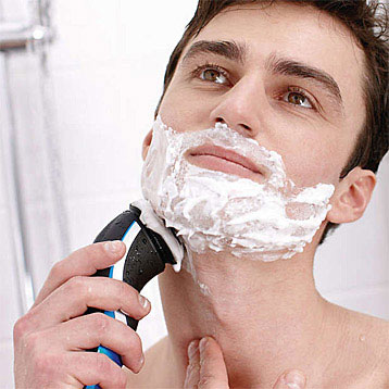 Electric Shaver for Wet & Dry Use