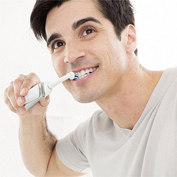 Rotating/Pulsating Toothbrush