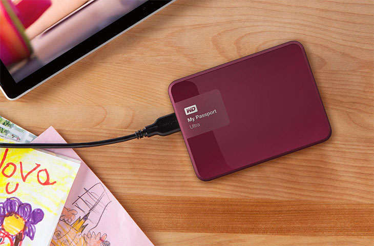 TOP 10 » Best External Hard Drive Reviews