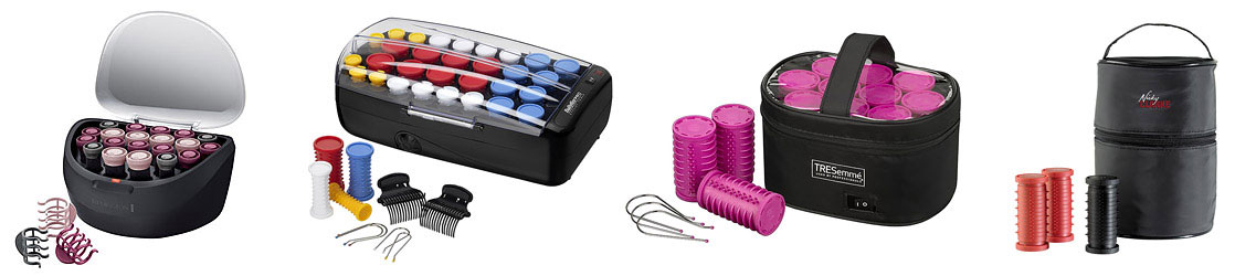 Different Heated Rollers