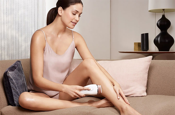 Braun IPL Hair Removal Device